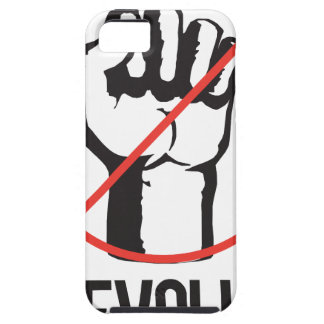 no revolution iPhone SE/5/5s case