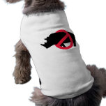 No Rhinos - Rino Buster Dog Clothing