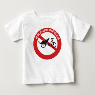No Rickshaws Allowed, Traffic Sign, Vietnam Infant T-shirt