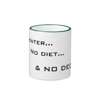 No Ringer Mug