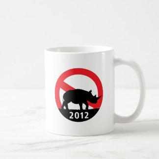 No RINO Coffee Mug