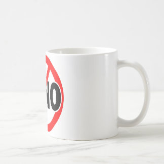 NO RINO - republican/conservative/neocon/liberty Coffee Mug