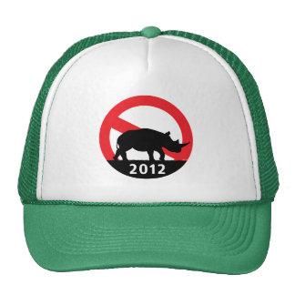 No RINO Trucker Hat