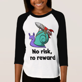 No risk, no reward (kids) T-Shirt