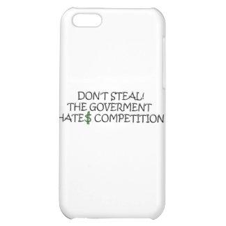 No robe- la competencia de los odios del gobierno
