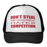 No robe los odios Competition.png del gobierno Gorros