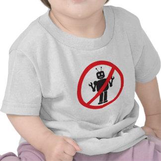 No Robots Apparel Shirt