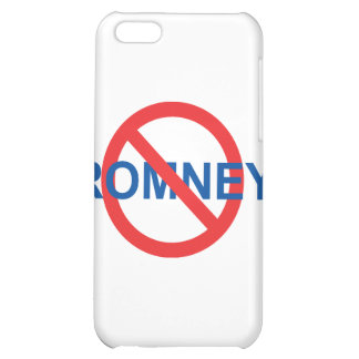 No Romney Cover For iPhone 5C