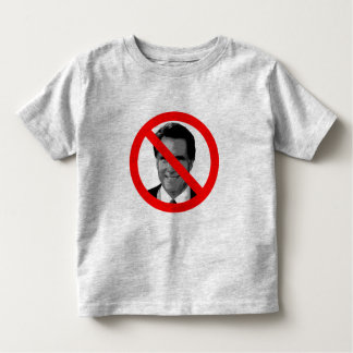 No Romney Toddler T-shirt