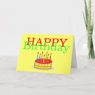 Fantastic Cake Farts Cards Zazzle Funny Birthday Cards Online Alyptdamsfinfo