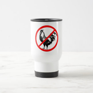 No Rooster?! Coffee Mugs