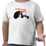 No ruedo en Shabbos Camisetas