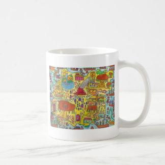 No Rule Island Coffee Mug