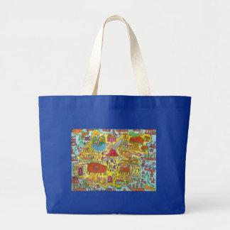 No Rule Island Tote Bag