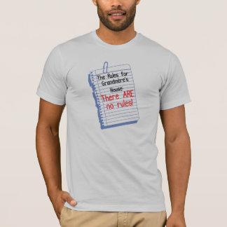 No Rules at Grandmere's House T-Shirt