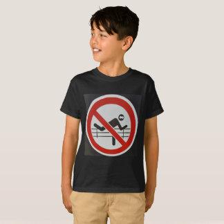 No Running! T-Shirt