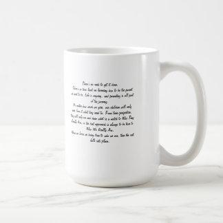 No Rush mug