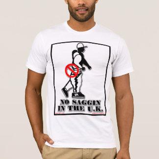No Saggin Official U.K. T-Shirt