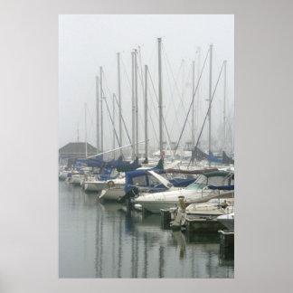 No Sailing Today Poster