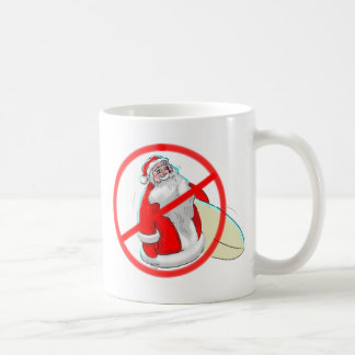 nO sAnTa! Coffee Mug