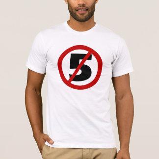 NO SB5 Tshirt - Unisex
