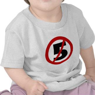 no sb 5 shirt