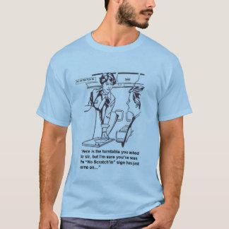 No Scratch'in T-Shirt
