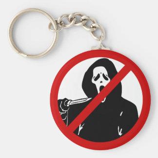 no-scream keychain