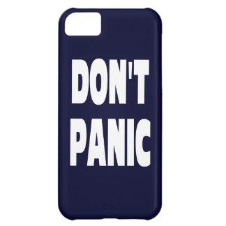 No se atierra el caso azul marino de IPhone 5