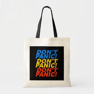 ¡No se atierre! bolso - elija el estilo y el color Bolsa Tela Barata