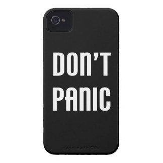 No se atierre Case-Mate iPhone 4 carcasa