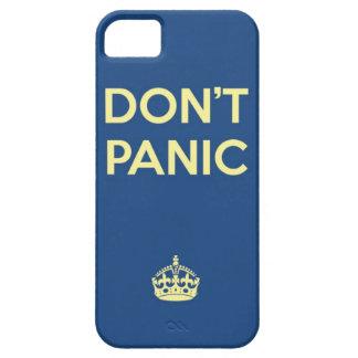 NO SE ATIERRE iPhone 5 CARCASAS