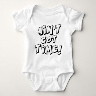 ¡No se consigue tiempo! Body Para Bebé
