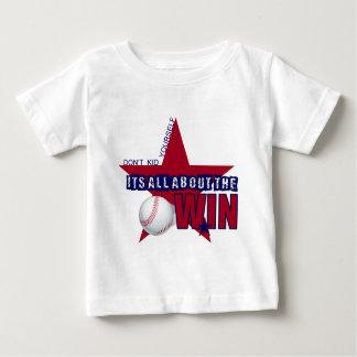 No se embrome….Camiseta de los niños Playeras
