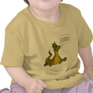 No se entrometa en los asuntos de dragones camiseta