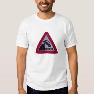No se fugue la camiseta del muelle de polera