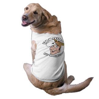 No se imagine a ningún republicano playera sin mangas para perro