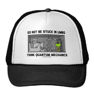 No se pegue en limbo piensan a los mecánicos de Qu Gorro De Camionero