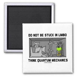 No se pegue en limbo piensan a los mecánicos de Qu Imán Cuadrado