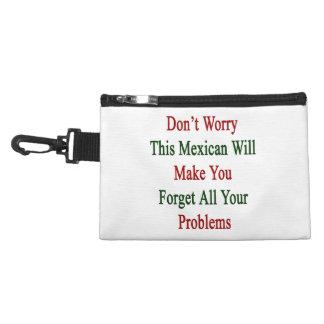 No se preocupe a este mexicano hará que usted