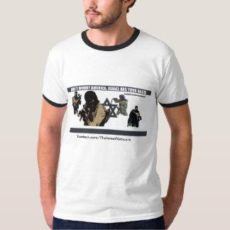 No se preocupe América, Israel tiene su camiseta Remera