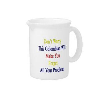 No se preocupe este colombiano hará que usted