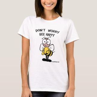 No se preocupe la abeja feliz playera