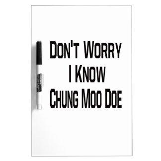 No se preocupe me saben la gama del MOO de Pizarras Blancas