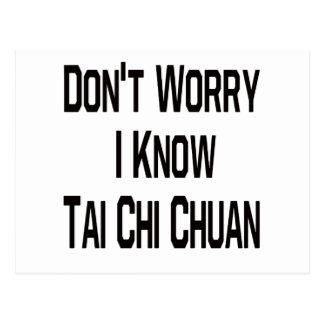 No se preocupe me saben la ji Chuan. del Tai Postal