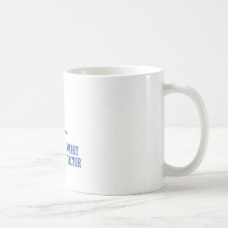 No se preocupe me son un doctor tazas de café