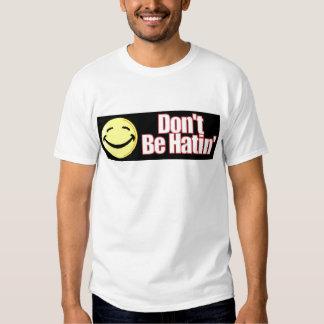 No sea camiseta de Hatin Poleras