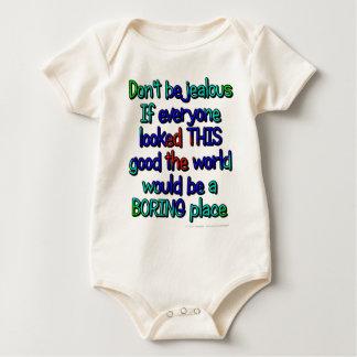 No sea celoso. Si cada uno miraba ESTE bueno…. Body De Bebé