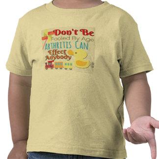 No sea engañado por la camisa de los niños de la c