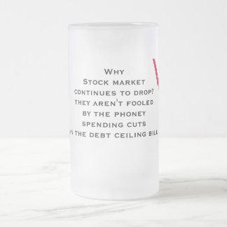 No sea engañado por los recortes de gastos del taza de cristal